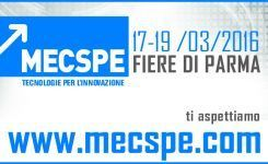 CREATR AL MECSPE 2016 PER L'ADDITIVE MANUFACTURING