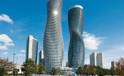 TIMELAPSE SETTIMANALE: STAMPA 3D DEL MODELLO DI ARCHITETTURA ABSOLUTE TOWERS