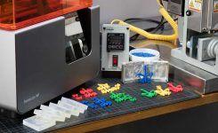 STAMPAGGIO A INIEZIONE, MICROFUSIONE E TERMOFORMATURA CON LE STAMPANTI 3D FORMLABS