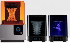 FORM WASH & FORM CURE: COMPLETA IL PROCESSO DI STAMPA 3D SLA