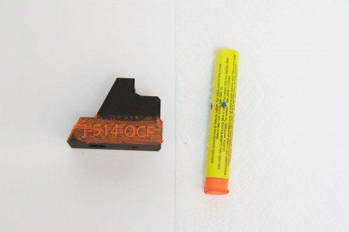 MF-engineering-marchiare un pezzo stampato 3D-6