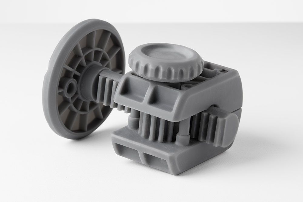 Grey Pro Resin e Rigid Resin Formlabs