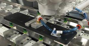 stampa 3D per la robotica industriale | Eoat stampato 3D con la Mark Two