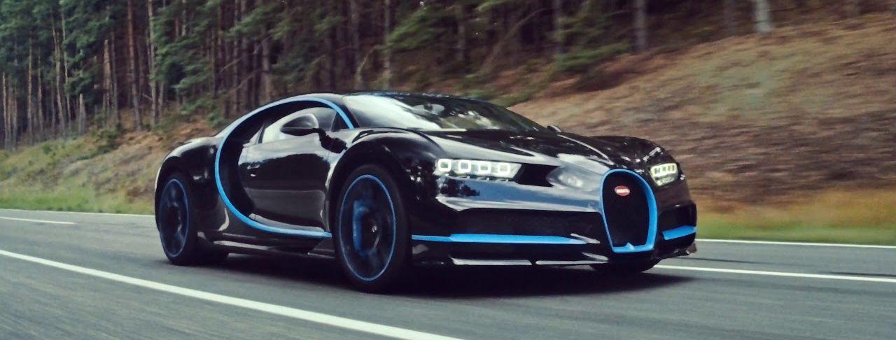 Bugatti stampa 3D | Bugatti Chiron