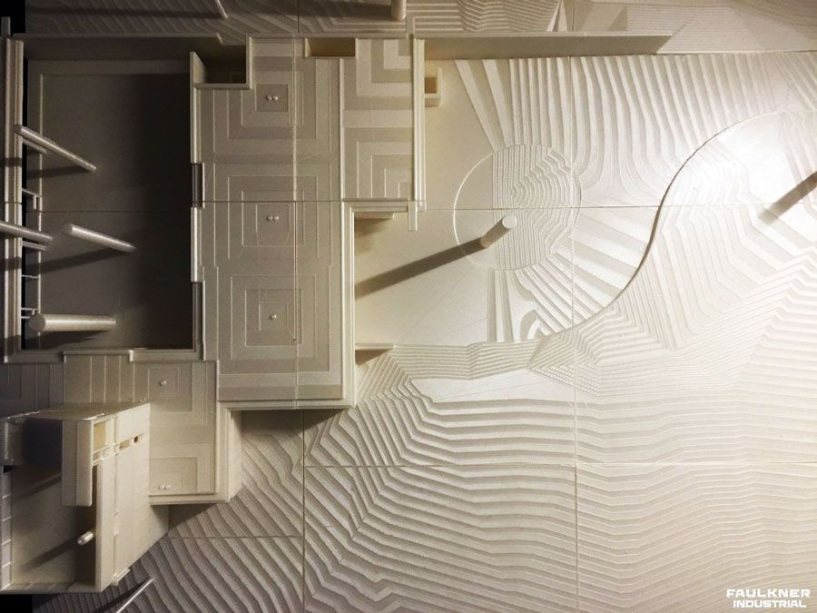 La stampa 3D FDM per l'architettura