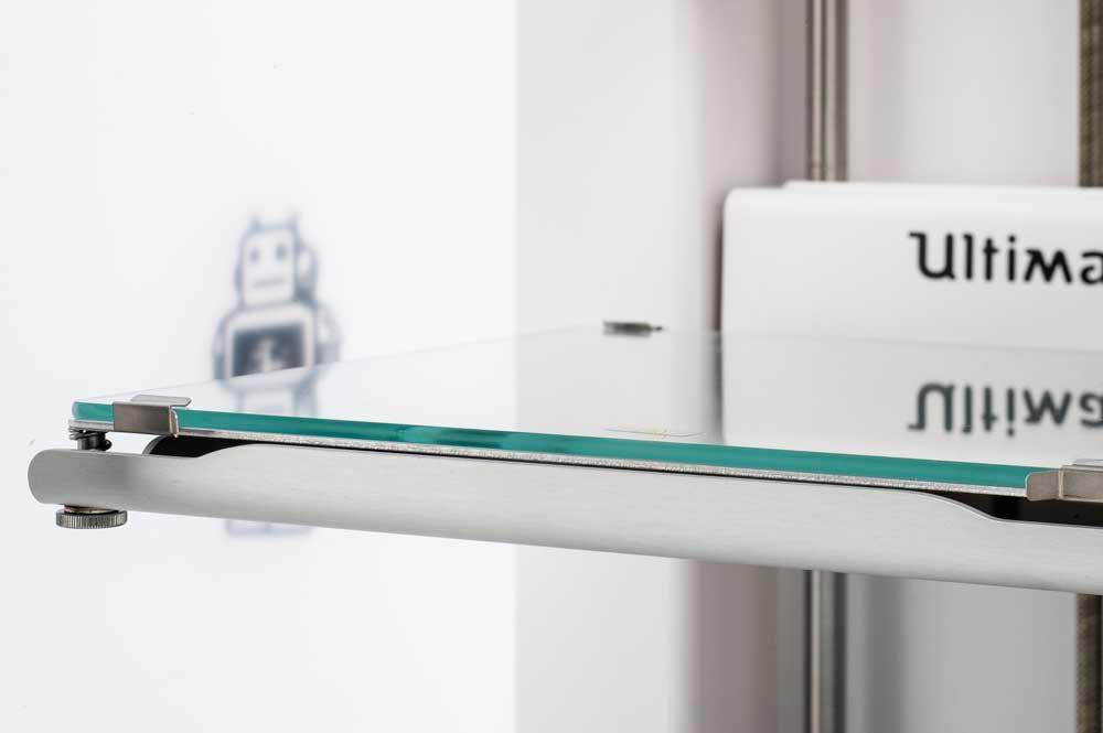 Adesione delle stampe 3D alla build plate | calibrazione