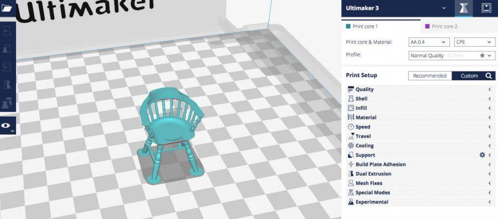 Adesione delle stampe 3D alla build plate | Mouse ears