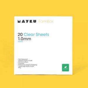 Mayku cast sheet 1mm