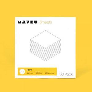 Mayku cast sheet 0,5mm